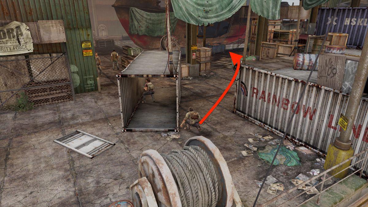 Guía de lugares coleccionables de The Last of Us 'The Quarantine Zone'