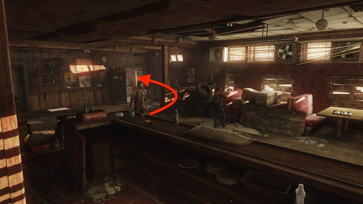 Guía de lugares coleccionables de The Last of Us 'City of Bill'