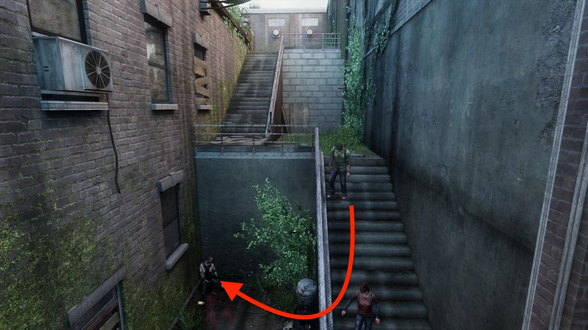 Guía de lugares coleccionables de The Last of Us 'The Outskirts'