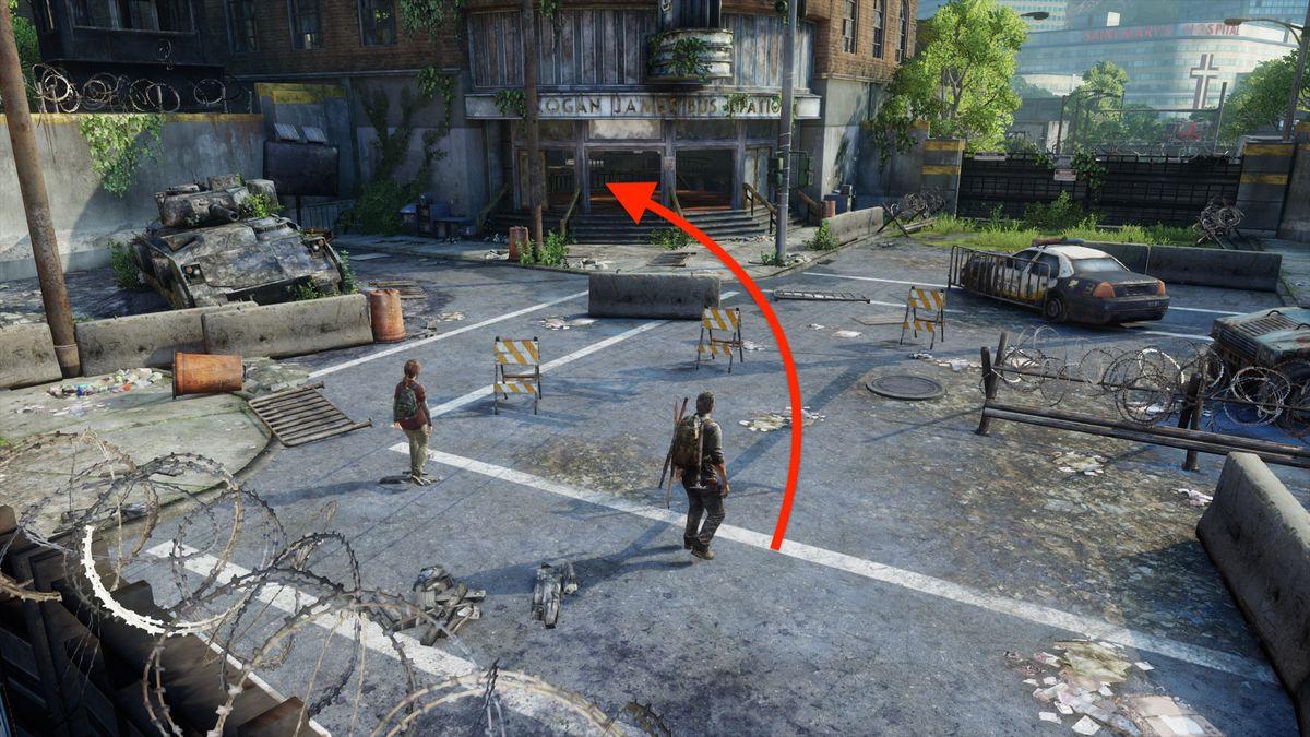Guía de lugares coleccionables de The Last of Us 'Bus Depot'