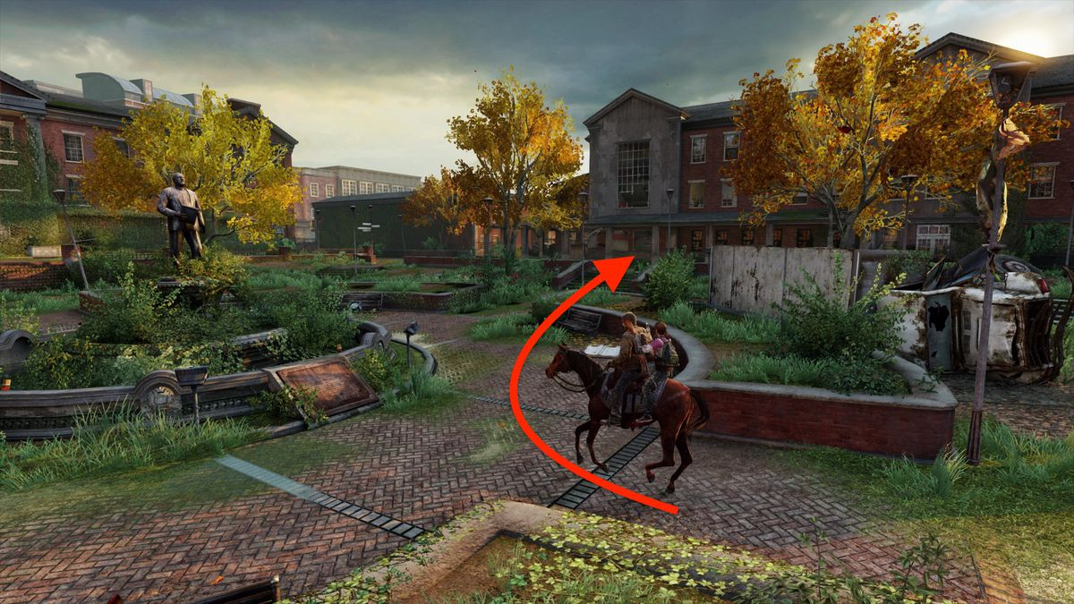 Guía del sitio coleccionable de The Last of Us 'The University'