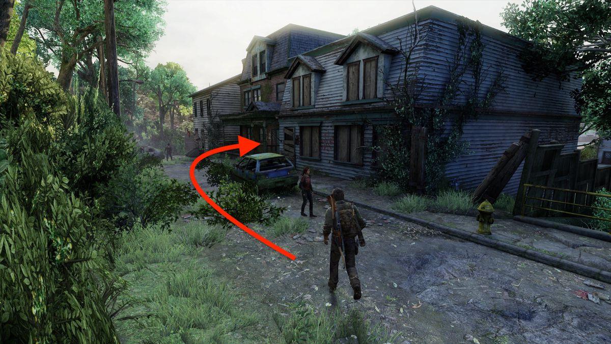 Guía de ubicación coleccionable de The Last of Us 'The Suburbs'