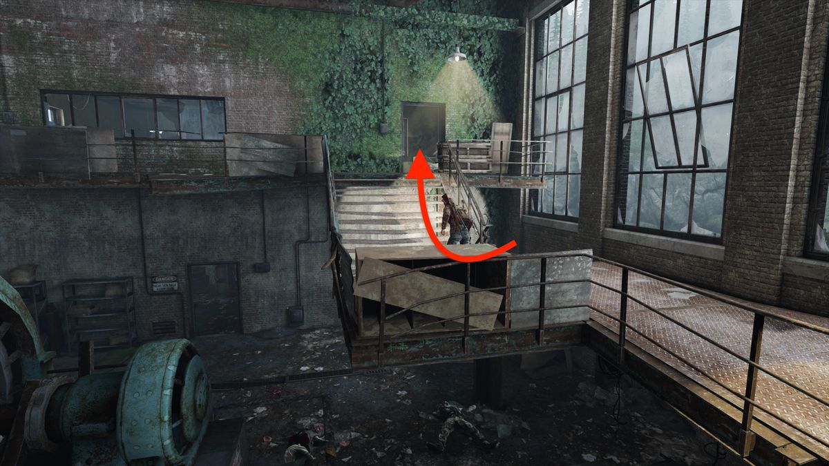 Guía de lugares coleccionables de The Last of Us 'Tommy's Dam'