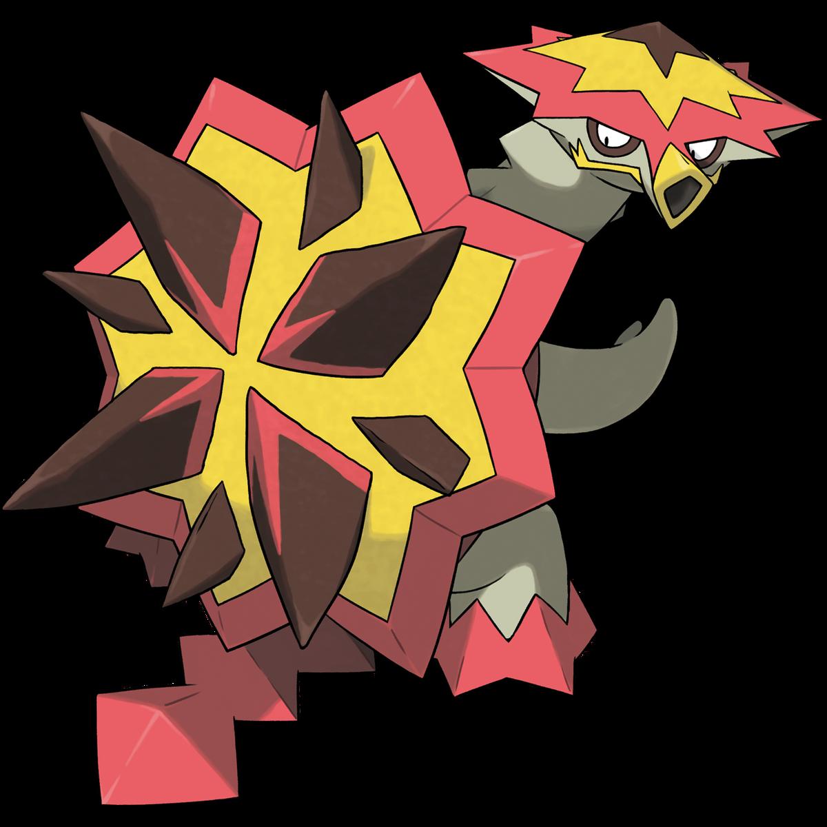 Turtonator es exclusivo de Pokémon Sword