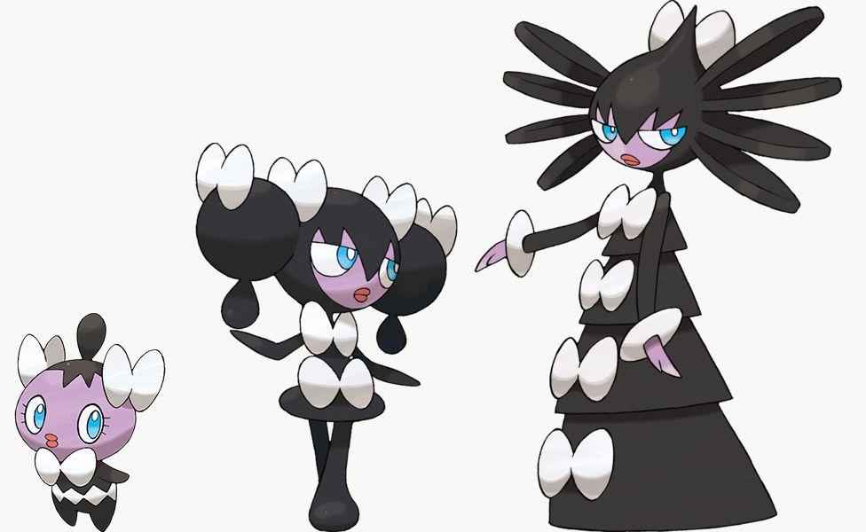 Gothita, Gothorita y Gothitelle son exclusivos de Pokémon Sword