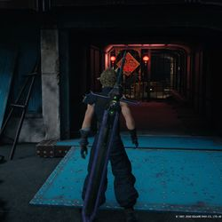 El escondite de Corneo Secret en el paso subterráneo