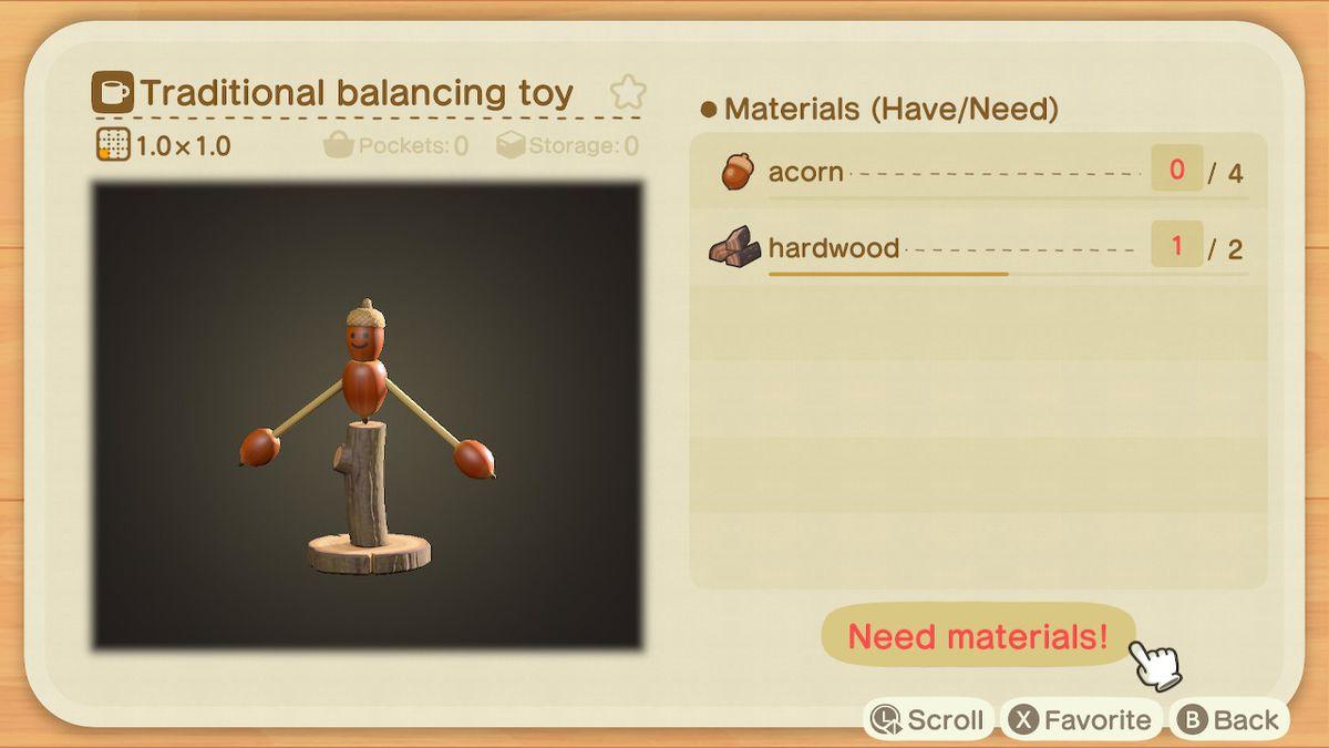 Requisitos de fabricación de un juguete de equilibrio tradicional