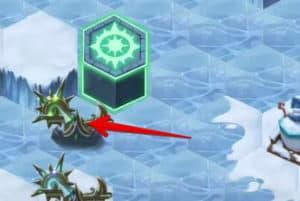 afk arena Frozen hinterland tutorial 3
