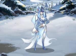 reino retorcido de hielo shemira