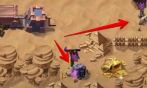 afk arena voyage of wonder of the sands paso a paso 2