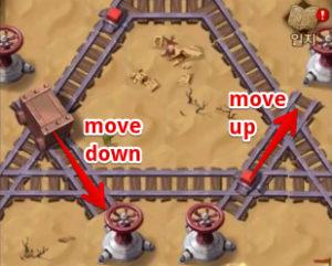 afk arena the sandy tracks tutorial 2