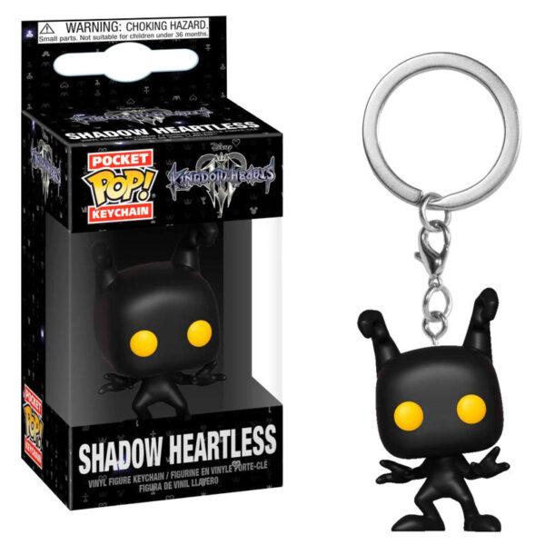 Llavero Pocket POP Disney Kingdom Hearts 3 Shadow Heartless