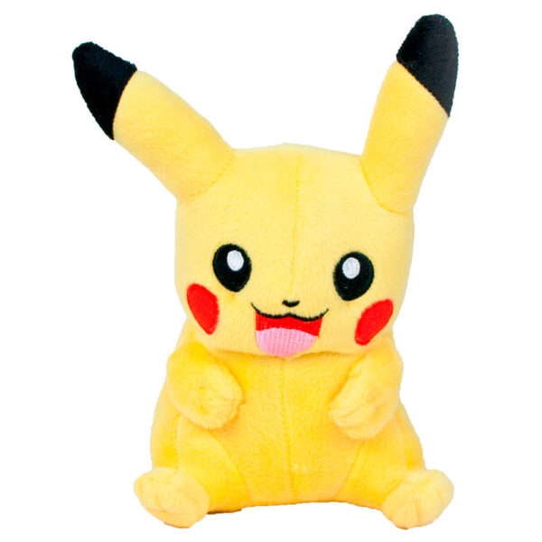Peluche Pikachu Pokemon Crossbody 20cm
