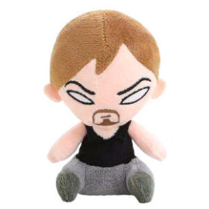 Peluche Daryl The Walking Dead soft 13cm