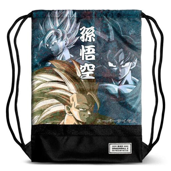 Saco Dragon Ball Goku 48cm