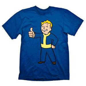 Camiseta Pulgares Arriba Fallout