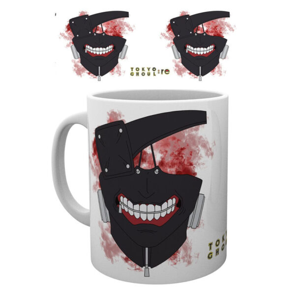 Taza Tokyo Ghoul RE Mask