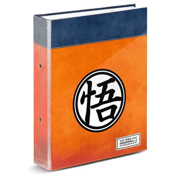 Carpeta A4 Dragon Ball Symbol anillas
