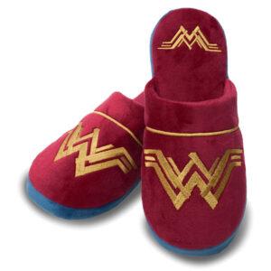 Pantuflas Wonder Woman DC Comics mujer