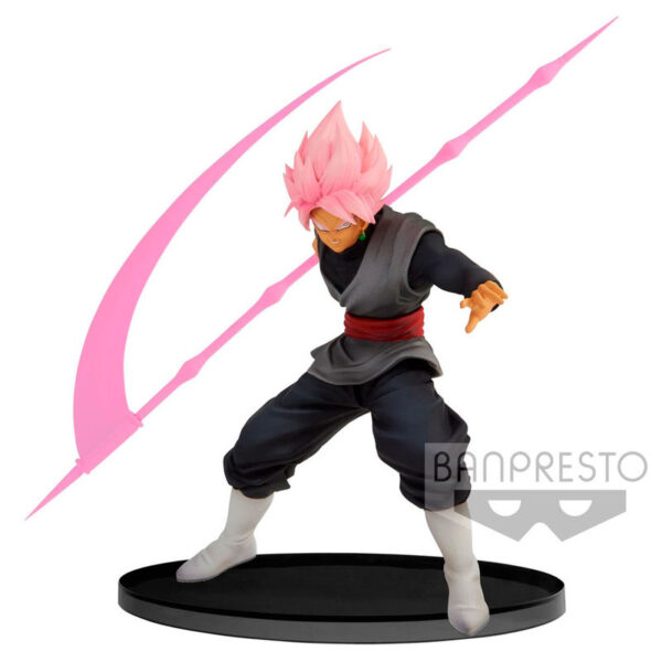 Figura Goku Black Super Saiyan Rose Dragon Ball Super Vol 9