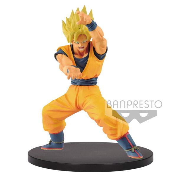 Figura Goku Super Saiyan Dragon Ball Super Chosen Shiretsuden Vol 1