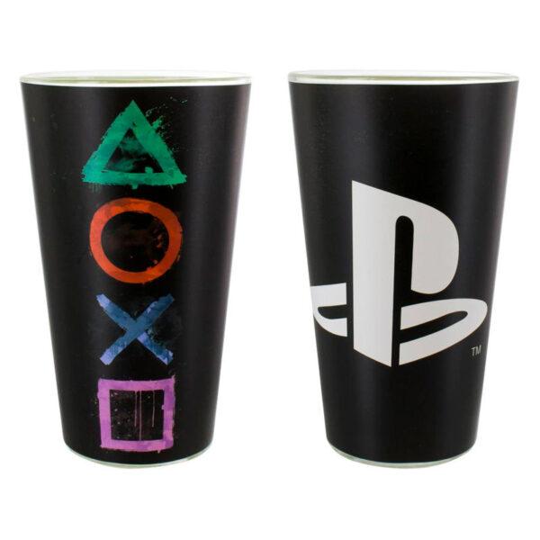 Vaso logo iconos Playstation