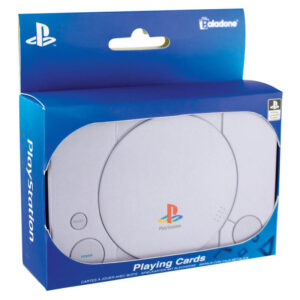 Baraja cartas PlayStation