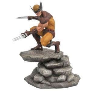 Figura Wolverine Marvel diorama