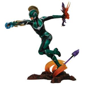 Figura Capitana Marvel Starforce diorama
