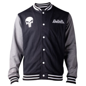Chaqueta hombre The Punisher Marvel