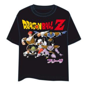 Camiseta Fuerzas Especiales Dragon Ball adulto