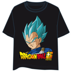 Camiseta Vegeta Super Saiyan Blue Dragon Ball adulto