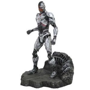 Estatua Cyborg Liga de la Justicia DC Comics 23cm