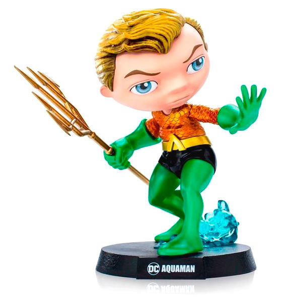 Figura Mini Co Aquaman DC Comics 12cm