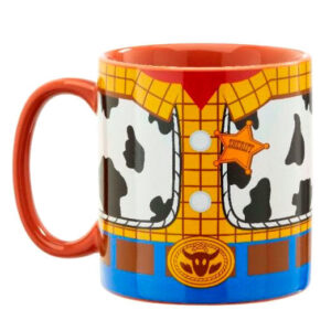 Taza Woody Toy Story 4 Disney Pixar