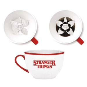Taza 3D Demogorgon Stranger Things