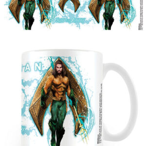Taza Splash Aquaman DC Comics