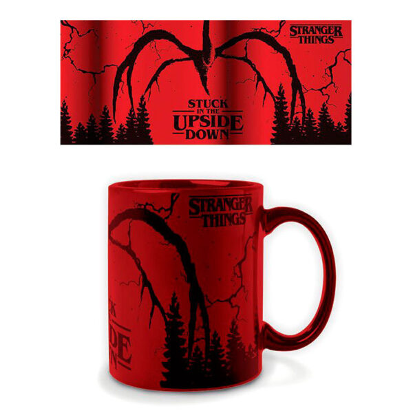 Taza Mind Flayer Stranger Things
