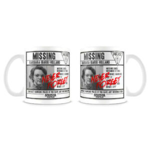 Taza Barb Holland Missing Stranger Things