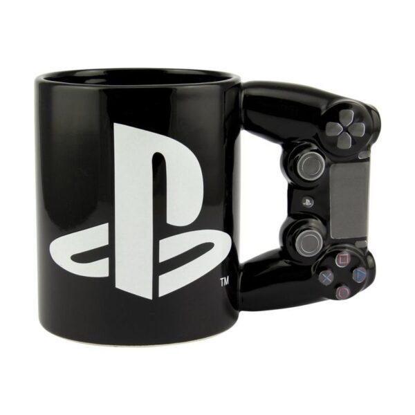 Taza Playstation diseño Mando DualShock 4