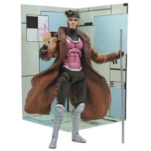 Figura articulada Gambito X-Men Marvel 18cm