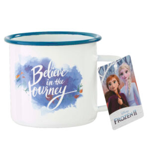 Taza metal Frozen 2 Disney