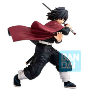 Figura Giyu Tomioka The Second Demon Slayer Kimetsu no Yaiba 15cm
