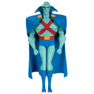 Figura Martian Manhunter Justice League Animated DC Comics 16cm