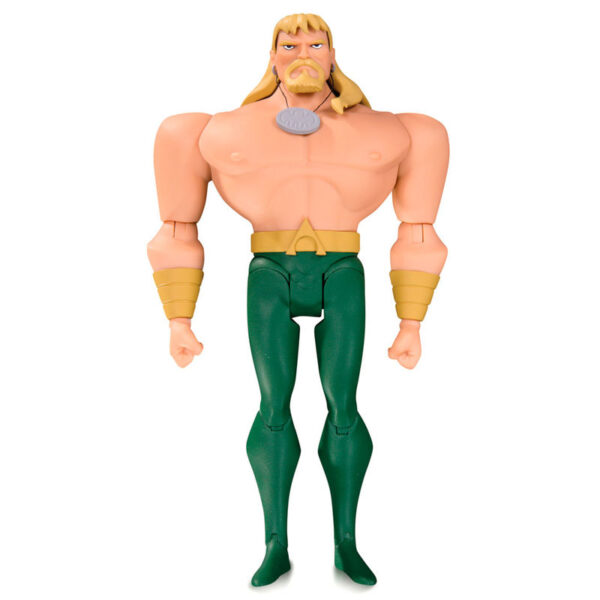 Figura Aquaman Justice League Animated DC Comics 16cm