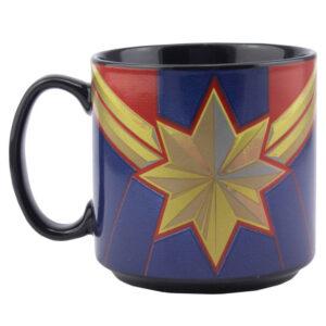 Taza Capitana Marvel