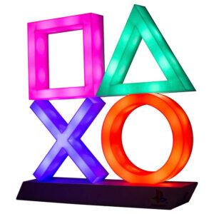 Lampara Iconos Playstation