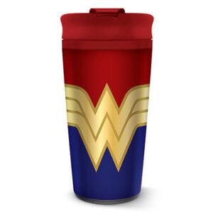 Taza viaje Wonder Woman DC Comics