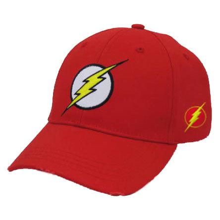 Gorra Flash DC Comics adulto