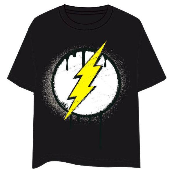 Camiseta Flash DC Comics adulto